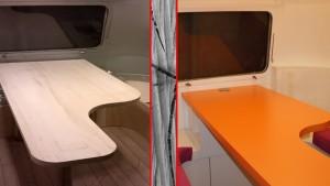 Aménagement de Caravane Publicitaire Astel' Agencement Plounévézel - Carhaix